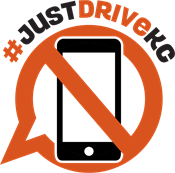 Just Drive KC Logo